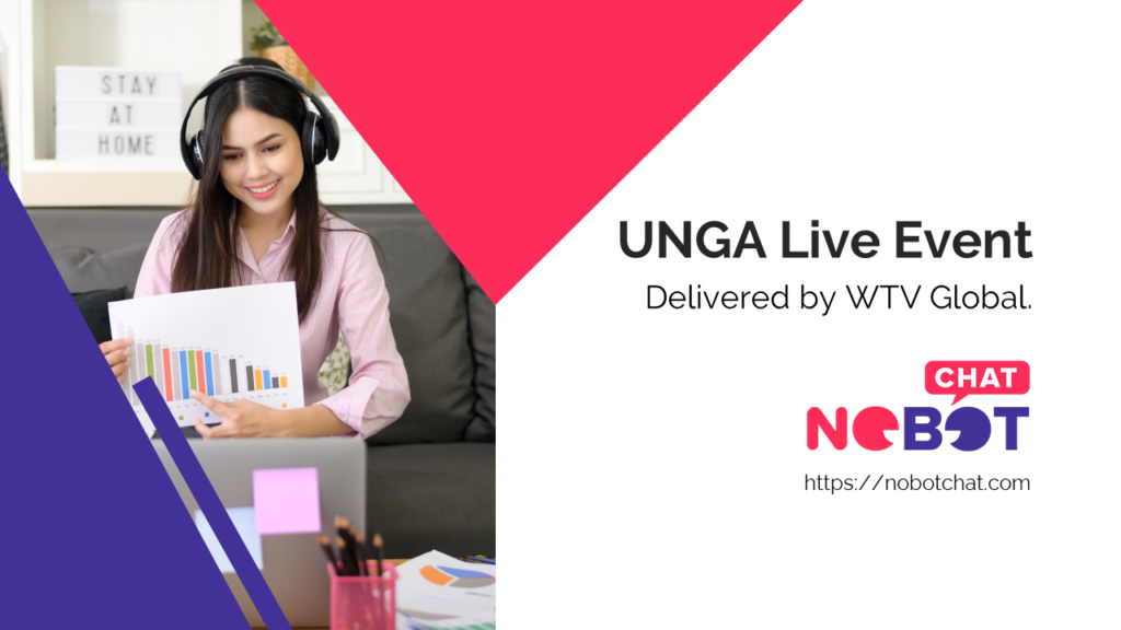 UNGA Live Event by WTV Global